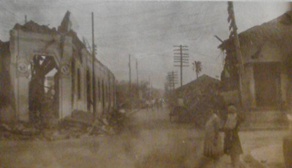 Chinandega, ciudad mártir.